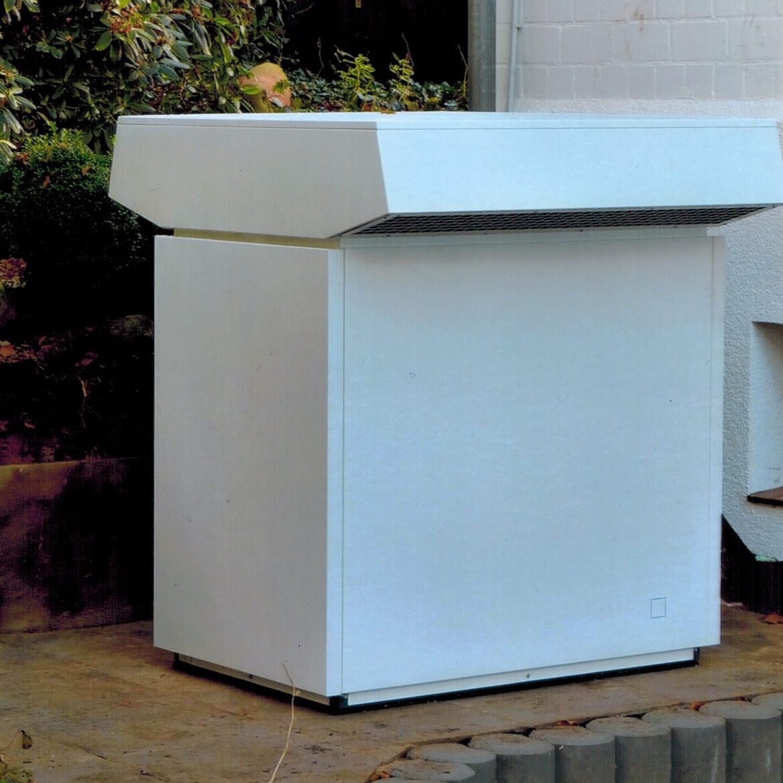 Wärmepumpe Außengerät